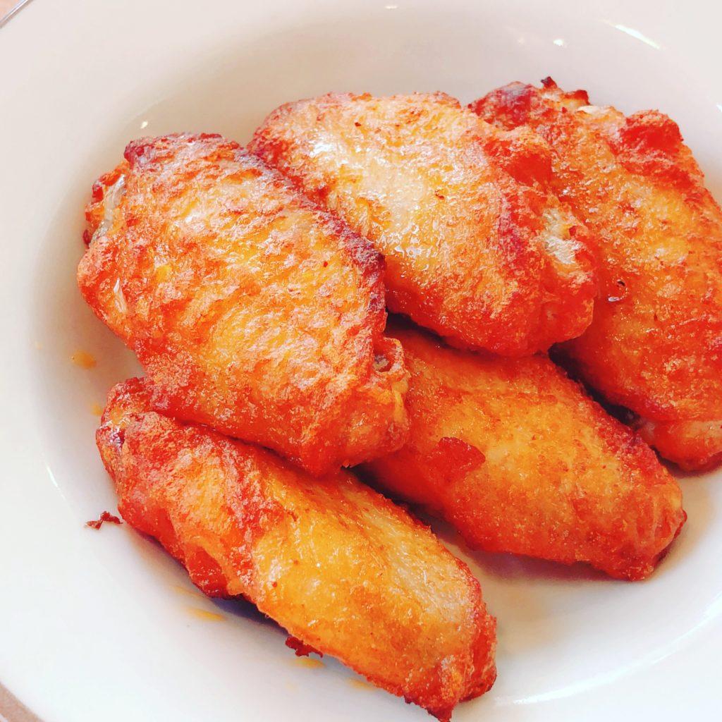 チキン サイゼリヤ 辛味